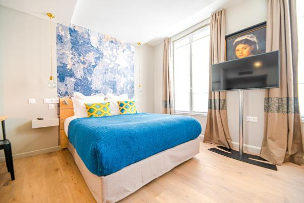 Les Boulevards Hotel et Studio Paris