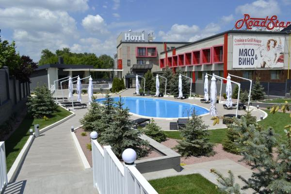 Road Star Hotel Dnipro