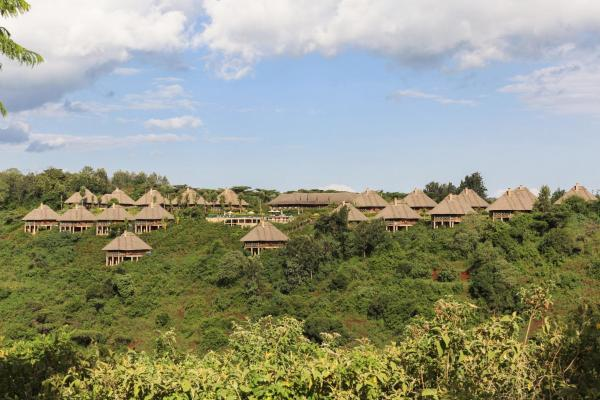 Neptune Ngorongoro Luxury Lodge - All Inclusive Ngorongoro