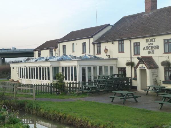 The Boat And Anchor Inn Bridgwater