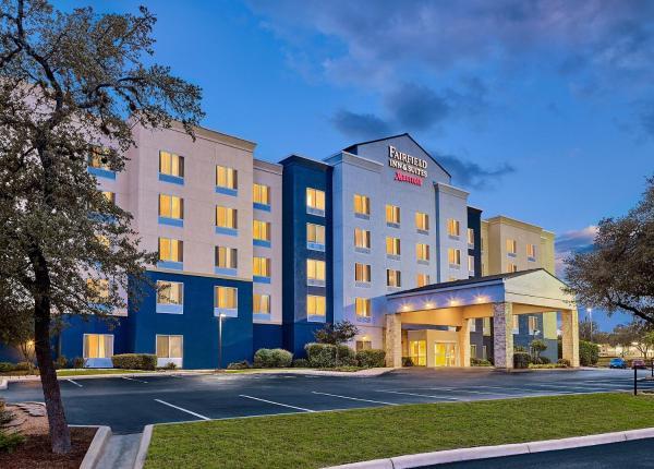 Fairfield Inn And Suites By Marriott San Antonio Northeast Schertz Rafb