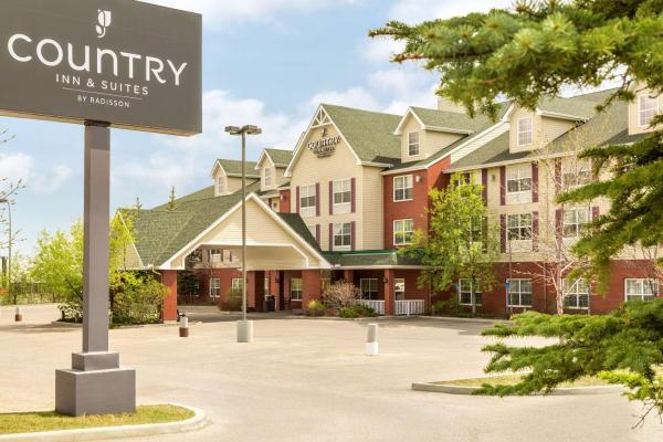 Country Inn & Suites By Carlson Calgary(卡尔加里卡尔森江山旅馆)