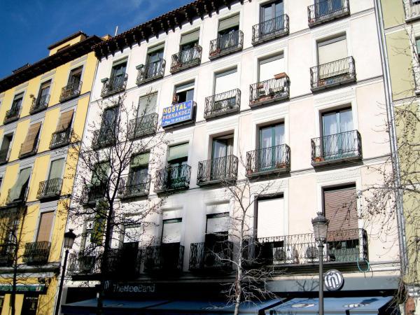 Hostal Residencia Fernandez Madrid