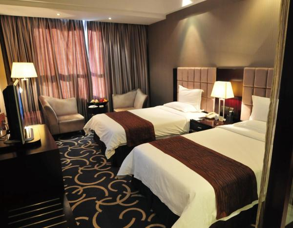 Yinchuan Vintage Hill Hotels & Resorts Yinchuan