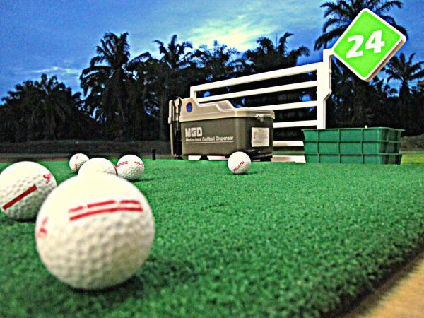 Palm Driving Range & Resort Krabi town