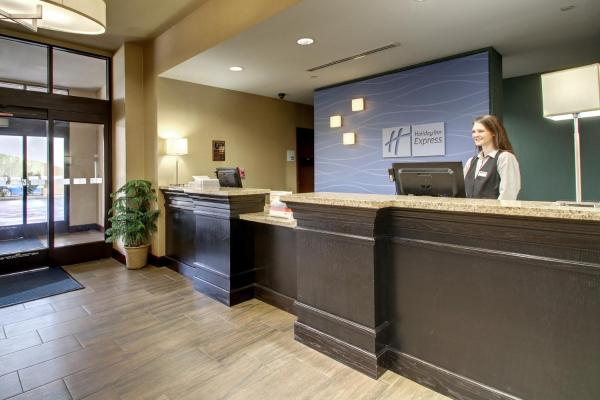 Holiday Inn Express Natchez South West 纳奇兹