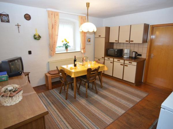Holiday home Am Hochfels 1 Stadlern