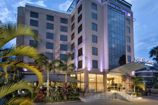 Four Points By Sheraton Nairobi Hurlingham Найроби