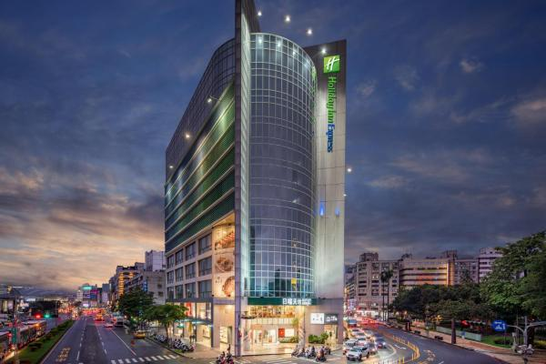 Holiday Inn Express Taichung Park Тайчжун