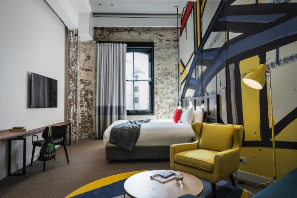 Ovolo 1888 Darling Harbour Сидней