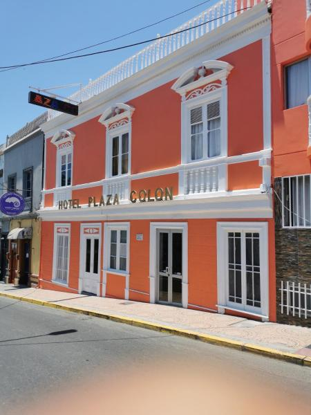 Hotel Plaza Colon Arica
