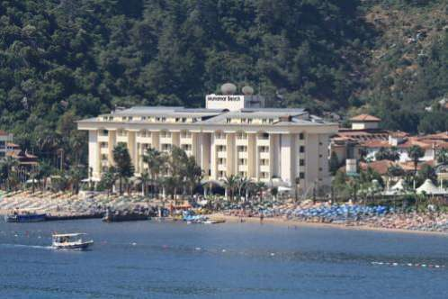 Munamar Beach Hotel - Adult Only+14 Icmeler