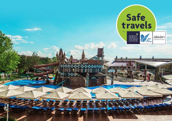 Alean Family Resort & SPA Doville 5*