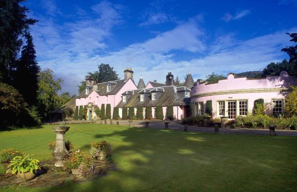 Roman Camp Country House Hotel Callander