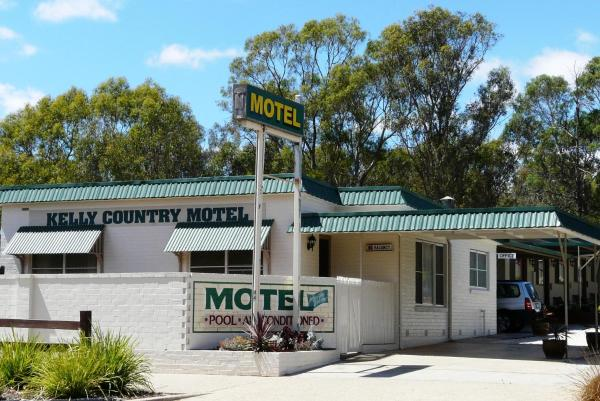 Glenrowan Kelly Country Motel Glenrowan