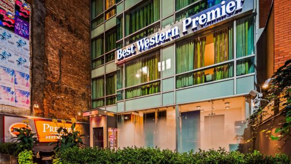 Best Western Premier Herald Square New York