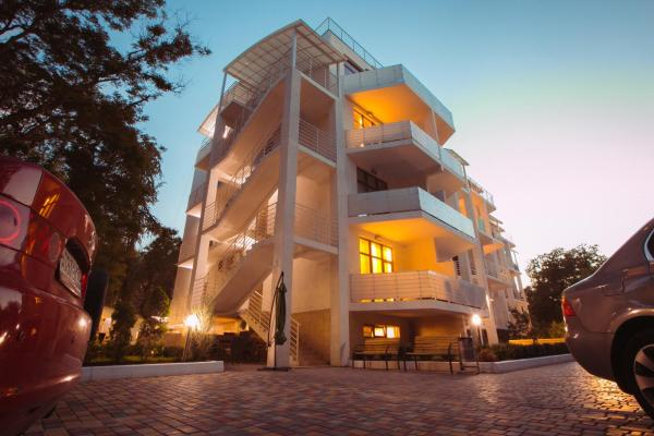 Art Hotel KOKTEBEL APARTMENTS Коктебель