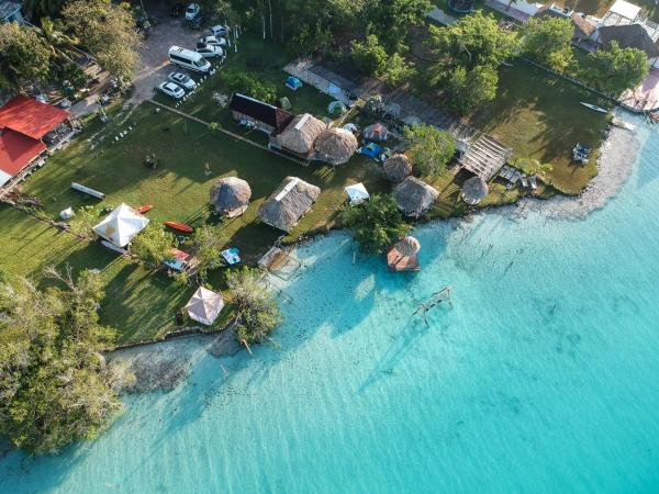 Ecocamping Yaxche Bacalar