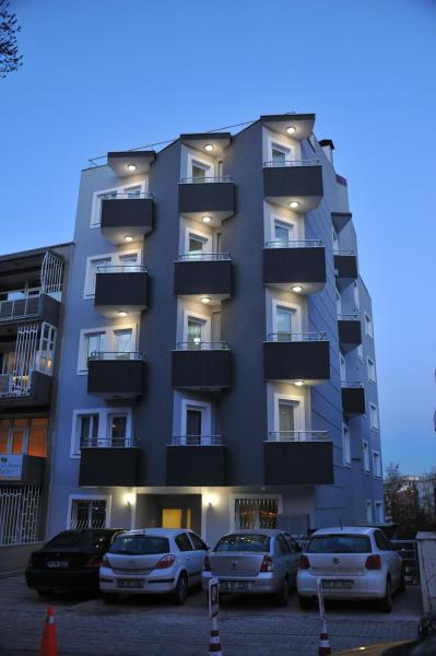 A studio Apartment Анкара