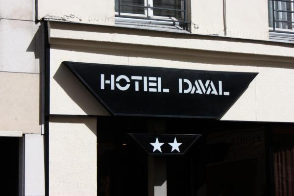 Hotel Daval Paris