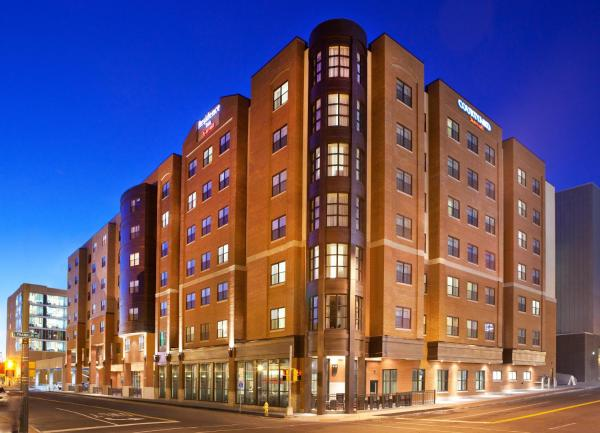 Courtyard by Marriott Syracuse Downtown at Armory Square Syracuse
