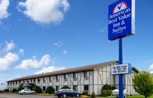 America's Best Value Inn & Suites International Falls