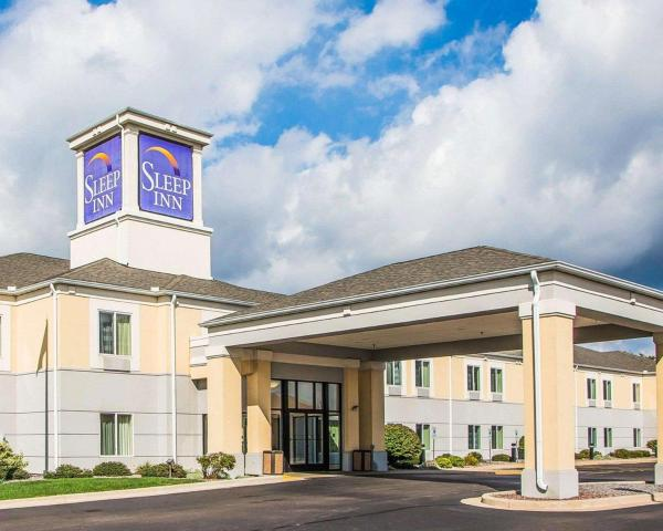 Sleep Inn & Suites Wisconsin Rapids Wisconsin Rapids