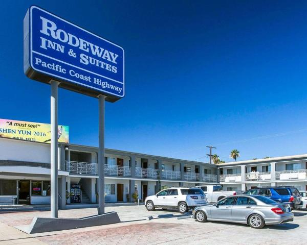 Rodeway Inn & Suites Pacific Coast Highway Harbor City