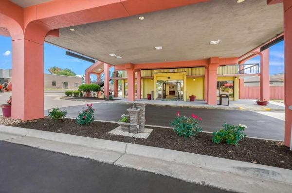 Quality Inn Fredericksburg-Central Park Area
