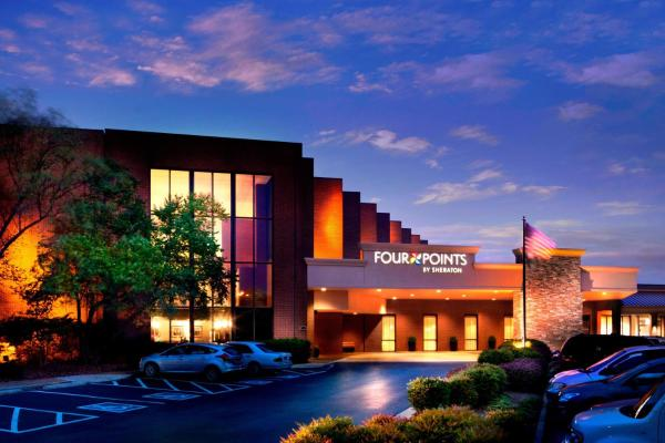 Four Points by Sheraton Richmond Airport Sandston