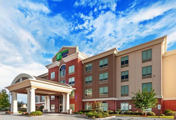 Holiday Inn Express Hotel and Suites Shreveport South Park Plaza