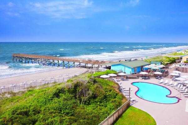 DoubleTree by Hilton Atlantic Beach Oceanfront Atlantic Beach