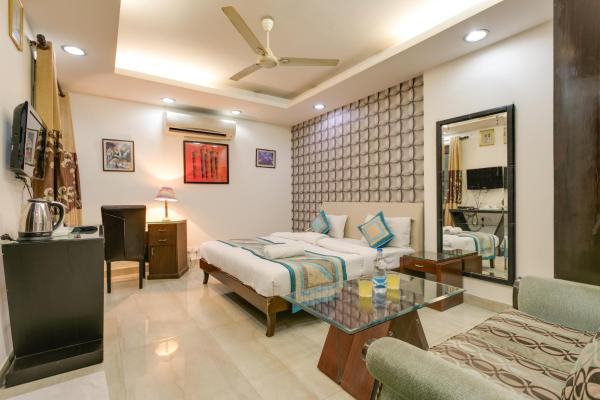 The Hermitage By Cosy Palace Nueva Delhi