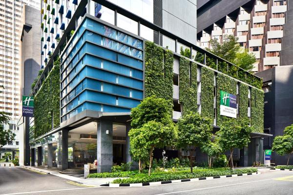 Holiday Inn Express Singapore Orchard Road Singapur