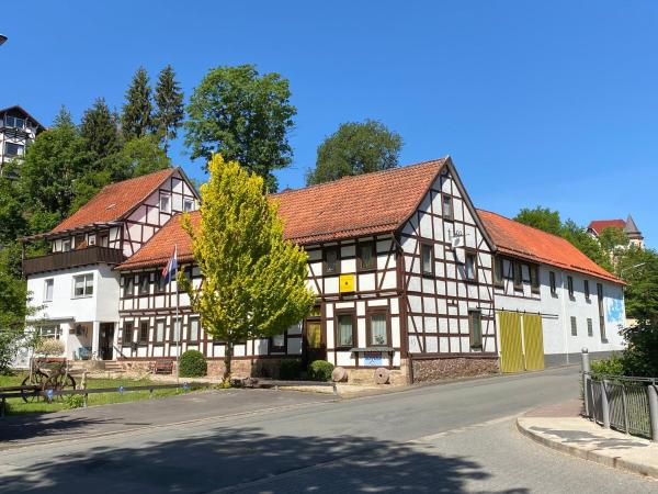 Hotel Pension Gelpkes Mühle Bad Sachsa