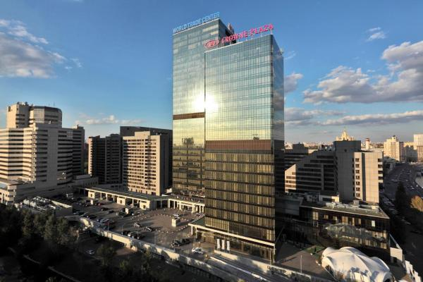 Crowne Plaza Moscow World Trade Centre 莫斯科