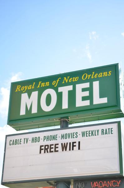 Royal Inn Of New Orleans(新奥尔良皇家酒店) 新奥尔良