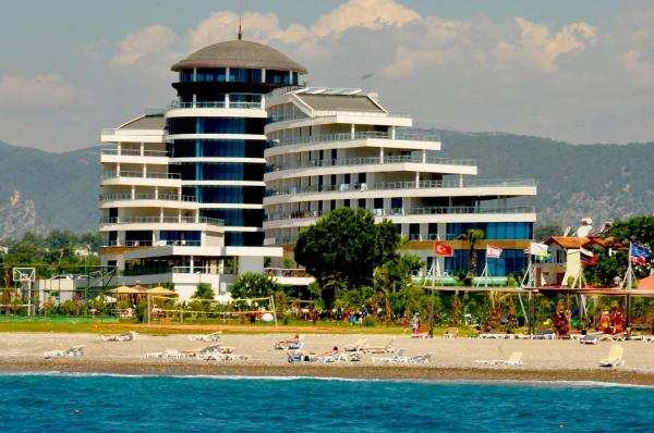 Raymar Hotels & Resorts - Ultra All Inclusive Kızılot