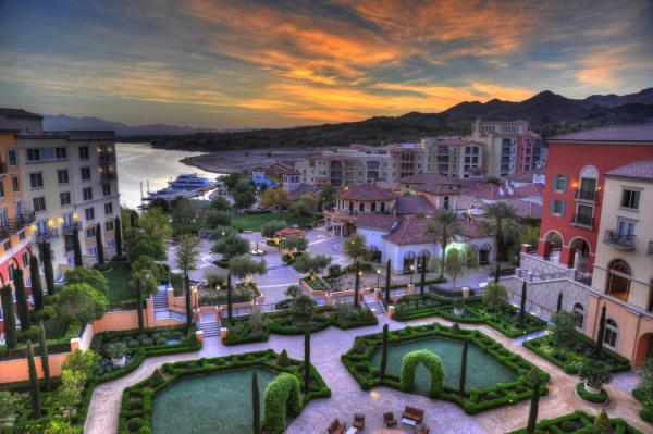 Hilton Lake Las Vegas Resort & Spa Las Vegas