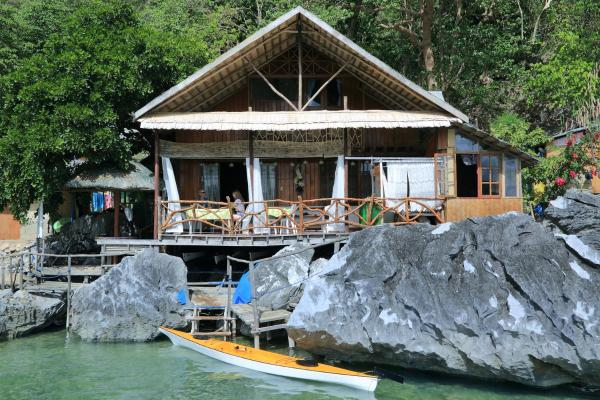 El Gordo's Adventures and Guesthouse El Nido
