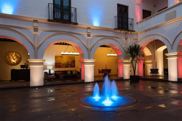 Hotel Mansion del Conde Boutique & Spa Atlixco