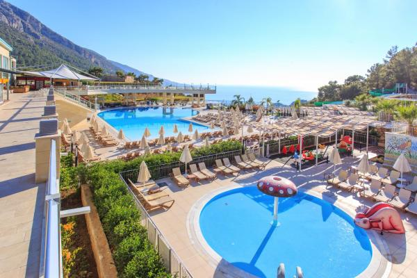 Orka Sunlife Resort Hotel - Ultra All Inclusive