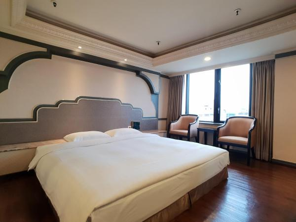 The First Plaza Hotel Taichung