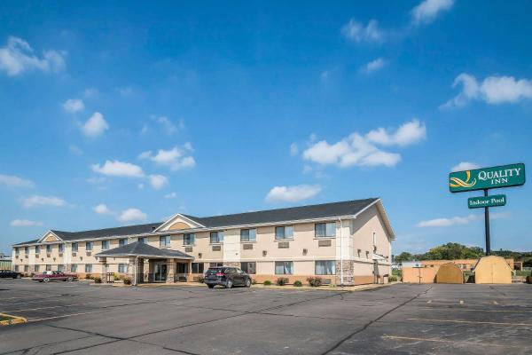 Quality Inn - Coralville Coralville