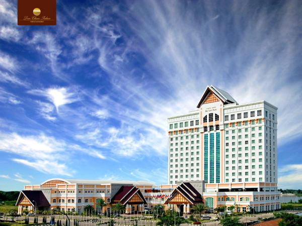 Don Chan Palace, Hotel & Convention Вьентьян