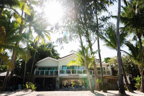 Villa Caemilla Beach Boutique Hotel 长滩岛