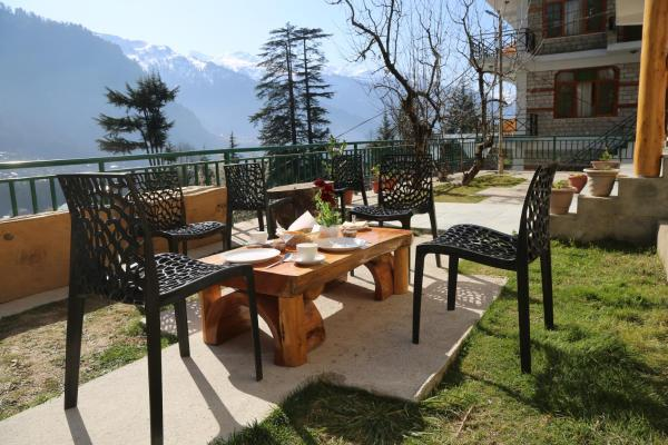 Hotel Mountain Trail Manali By OpenSky