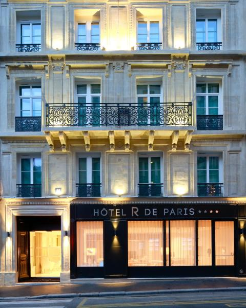 Hôtel R de Paris - Boutique Hotel
