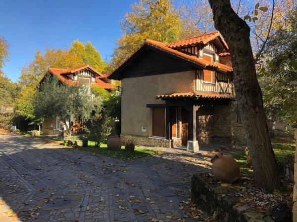 Casitas Del Huerto La Alberca Sierra De Francia España Reserve El Casitas Del Huerto