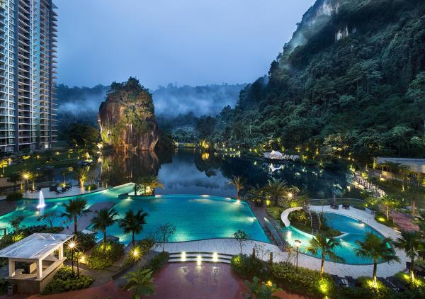 The Haven Resort Hotel, Ipoh -All Suites- 怡保
